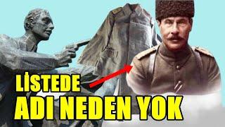 Hasan Tahsin Yalanı Ve Albay Süleyman Fethi Bey'in Şehadeti