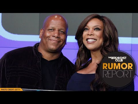 Wendy Williams' Husband Says They're Dealing With Her Rehabilitation As A Family