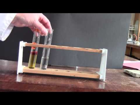 Chlorine Water Reacting With Iodide And Bromide