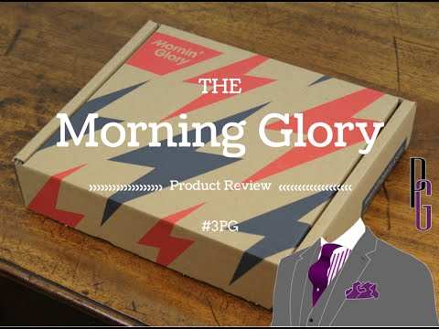 Morning Glory - Men's Shaving Subscription Service- Product Review