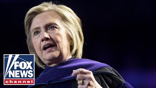 'The Five' on Hillary Clinton's commencement speech bust