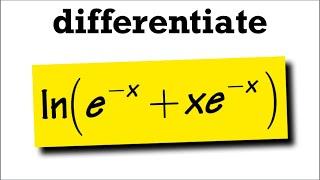 3 6 19 derivative of ln e x x e x logarithmic differenation stewart calculus solutions