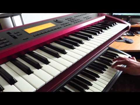 Nightwish - The Siren (Multi - Cam Keyboard Cover) mp3