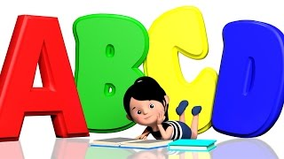 abcd song for children alphabets song for children 3d nursery rhymes kids tv videos