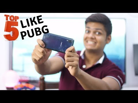 5 Awesome Android Games Very Similar to PUBG!