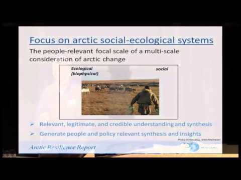 Global Arctic Program: Conceptual overview of  the ARR methodology.