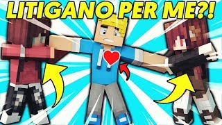 LITIGANO PER ME?! - Minecraft Skywars w/Isabel & Yumi