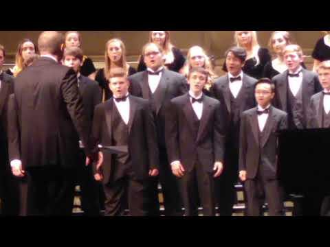 Kurtis OHS Choir Concert - Fall 2017 - Song 1