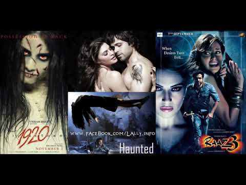 Bollywood Horror Mashup 2013, 2012...