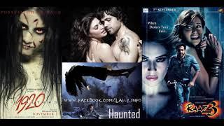 Bollywood Horror Mashup 2013, 2012 Bollywood Songs Collection