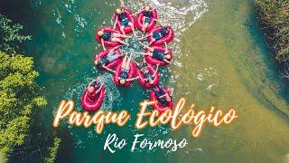 Conheça O Parque Ecológico Rio Formoso Em Bonito MS
