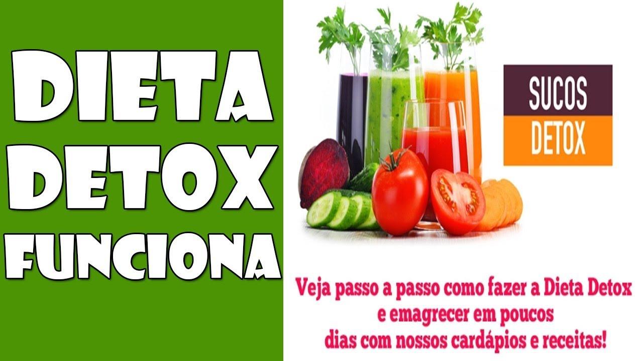 Dieta Detox Funciona? - YouTube