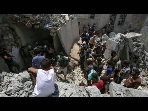 غارات جوية روسية سورية توقع 15 قتيلا بينهم أطفال في ريف إدلب الجنوبي  - نشر قبل 12 دقيقة