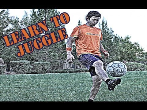 ca0b74e12 Juggling a Soccer Ball *6 Key Points* by Online Soccer Academy - YouTube