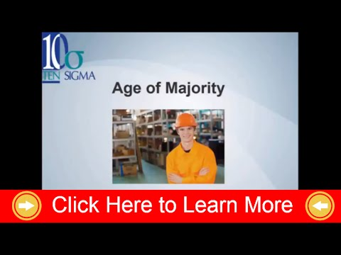 Age of Majority Transition Tuesday Episode 28 by Ten Sigma