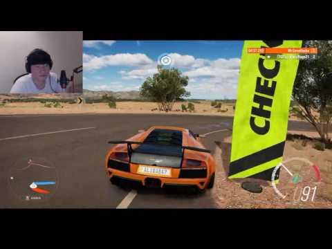 Menyelesaikan Misi Forza !! ( LiveStream REPLAY )