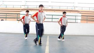 Repeat youtube video การเต้นบาสโลบ IPEMK 2/3.2 ส่ง อ.สิทธิพงศ์