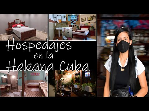 Como son las casa de alquiler en la Habana Cuba 2021.   #cuba #viajaracuba #havana