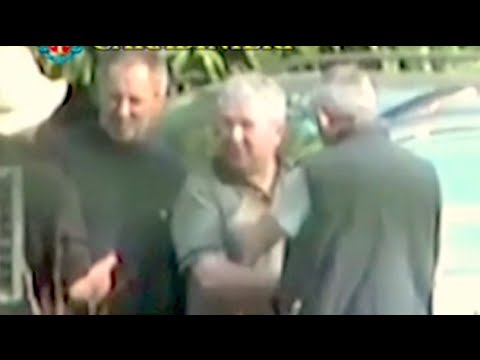 Secret 'Ndrangheta Mafia rituals captured on video