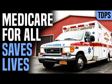 Medicare-for-All Would Save $450 Billion & 68,000 Lives
