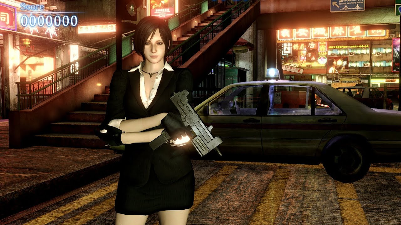 Mod Showcase #9 - Resident Evil 6 - Ada Business by Kernelzilla by  FluffyQuack