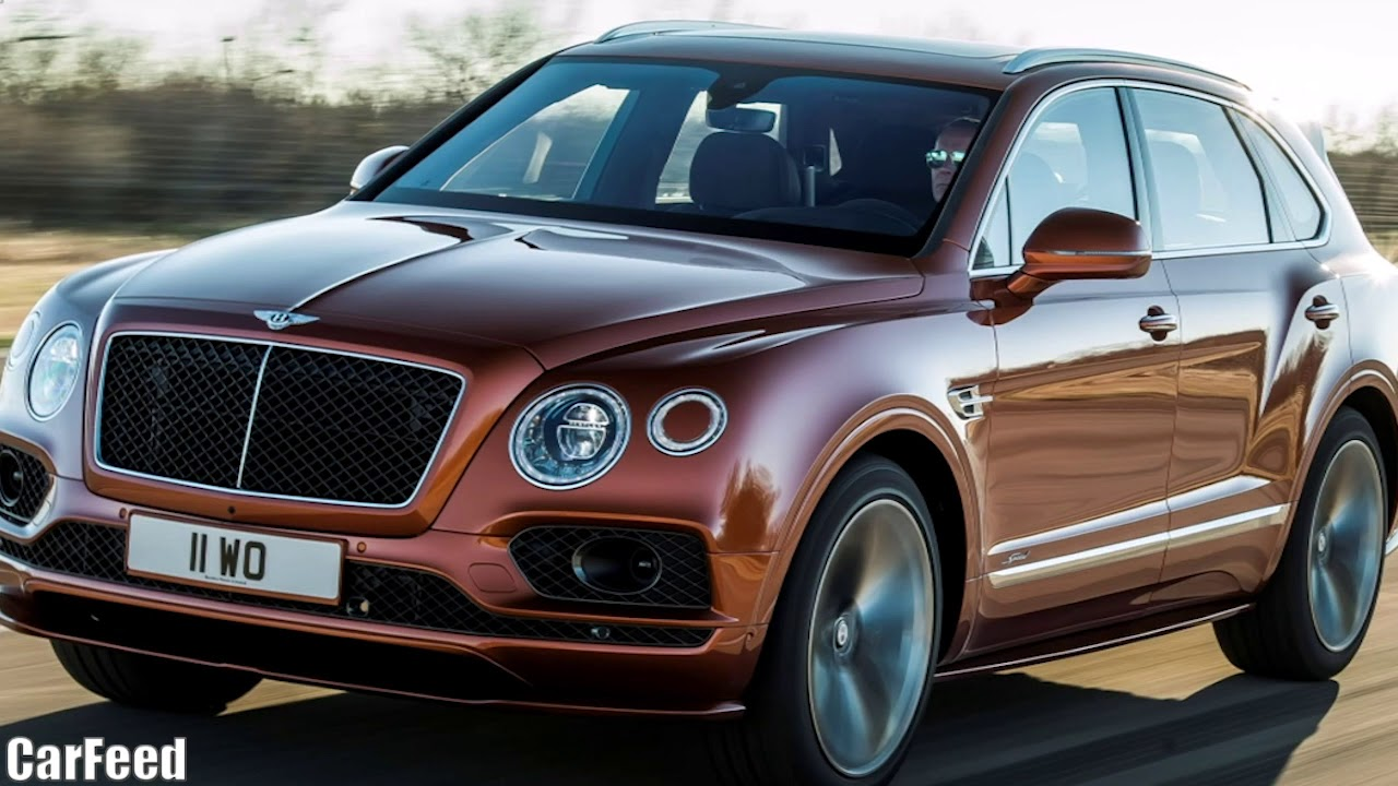 2020 Bentley Bentayga More Powerful Than Ever >> 2020 Bentley Bentayga World S Fastest And Most Luxurious Suv 10 Reasons Why