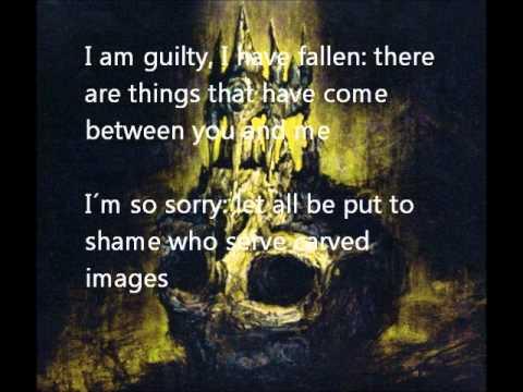 The Devil Wears Prada - Dead Throne / with Lyrics