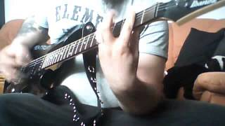 HammerFall - Hearts On Fire (intro cover)