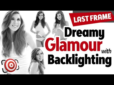 Studio Lighting Tutorial for AWESOME Glamour Lighting - Glamour Photography Tutorial thumbnail