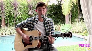 Shawn Mendes - The Weight (Exclusive Perez Hilton Acoustic)