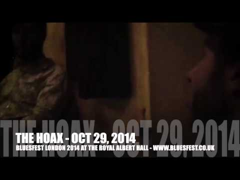 The Hoax LIVE - catch them at BluesFest 2014