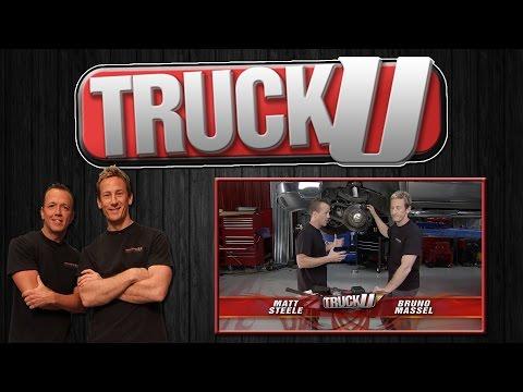 Construction Work Truck | TruckU | Season 9 | Episode 1