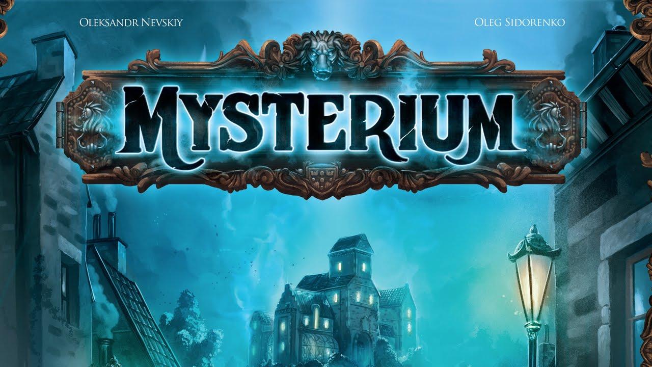Tutorial del juego de mesa mysterium youtube for Mysterium juego de mesa