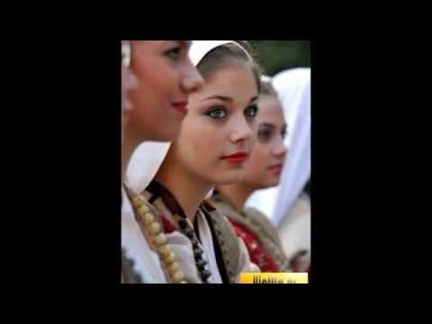 Slavic Women in Traditional Clothes!