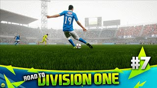 FIFA 16 (Ultimate Team) | Road To Division One | #7 | HALFWAY LINE GOAL