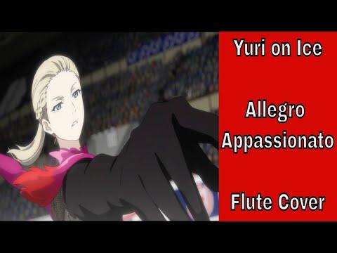 Yuri on Ice - Allegro Appassionato (Flute Cover)
