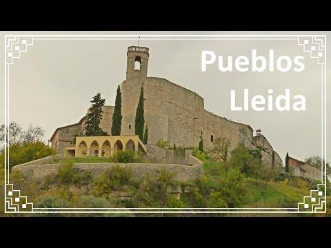 Pueblos Medievales más Bonitos de Lleida | Cataluña, España
