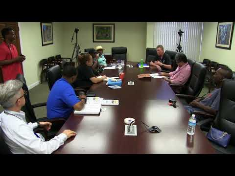 SBA Workshop on St. Croix 171216
