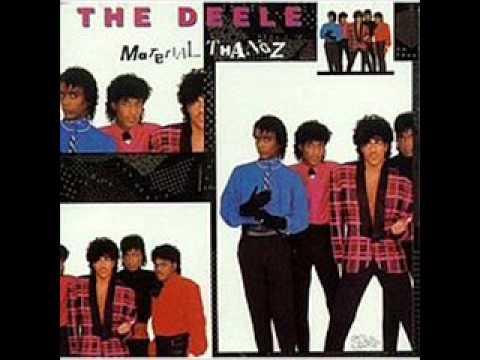 THE DEELE - suspicious - 1985