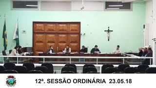 Sessão da Câmara 23.05.18