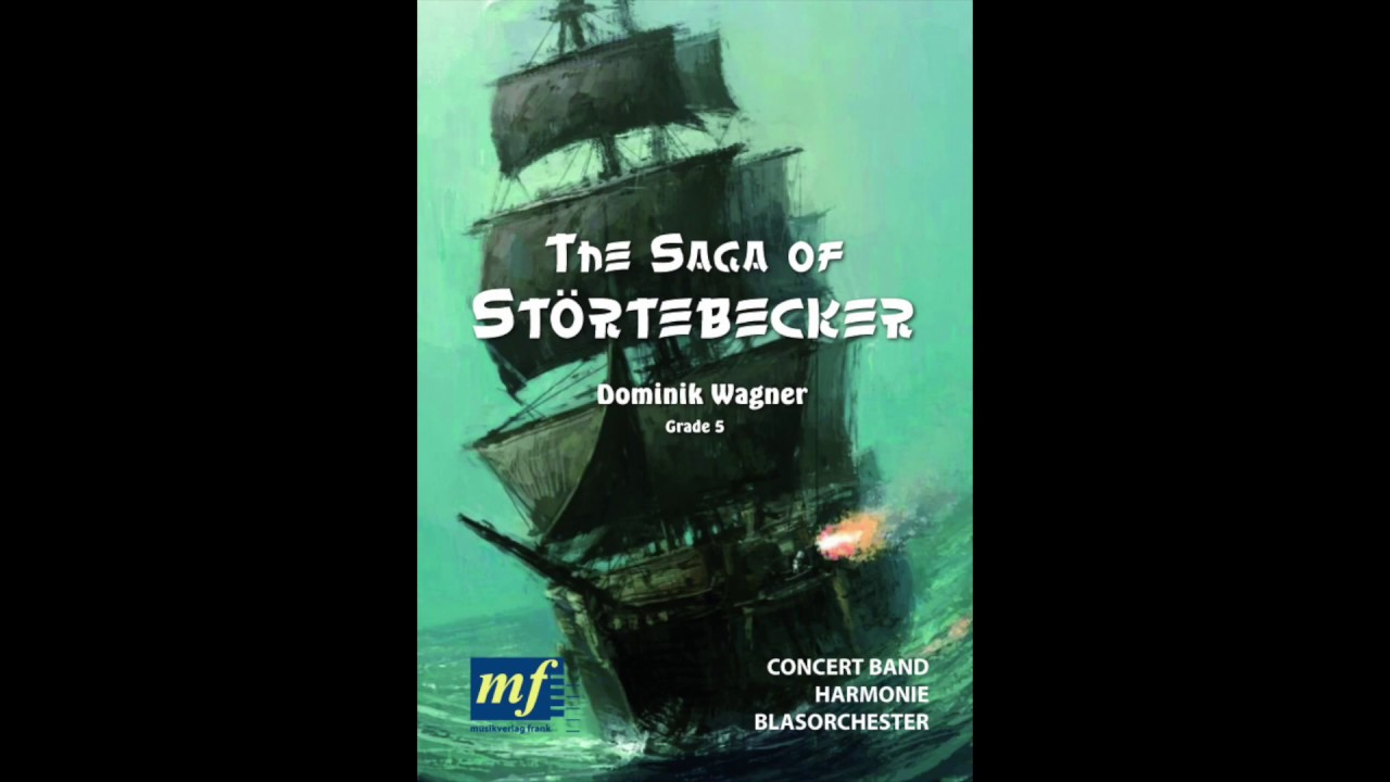 The Saga of Störtebeker - Dominik Wagner