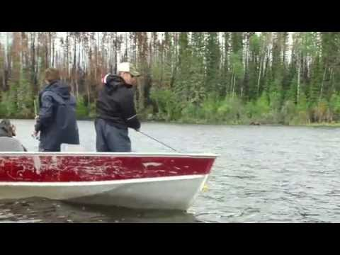 Sportfishing Adventures S02E05 Northern Saskatchewan Walleye & Pike