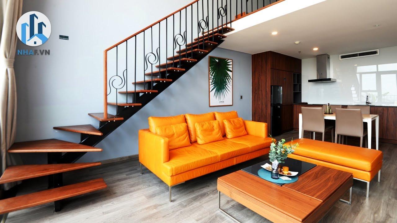 KHÁM PHÁ căn hộ DUPLEX 2 tầng 76m2 tại dự án PENTSTUDIO Trị Giá 3,3 TỶ ĐỒNG – NhaF [4k]