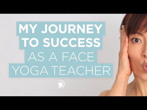 The Secret Behind My Success As A Face Yoga Teacher ����