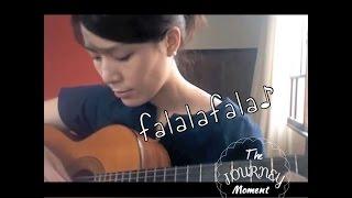 コトリンゴ falalafala くまのがっこう  ギター