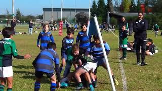 2- Rugby Club Universitario Rosario M11 - Encuentro en Duendes 09/06/2018