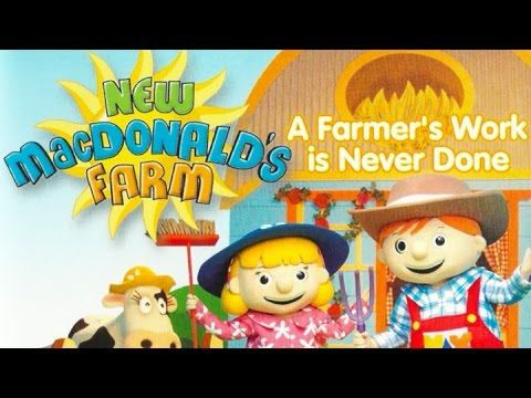 NEW MacDONALD'S FARM | A Farmer's Work Is Never Done | Full Episode