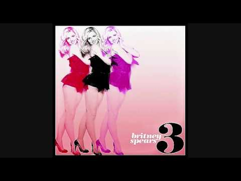 Britney Spears - 3 - Official 2009 New Song - LYRICS