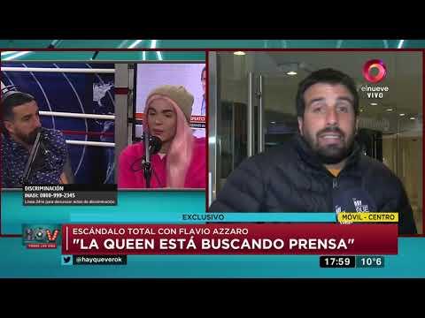 Flavio Azzaro: 'Esto Me Sirve De Enseñanza'
