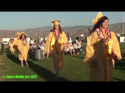 20170614 •VASQUEZ HIGH  Graduation Ceremony •93510 • 91390 • 93550